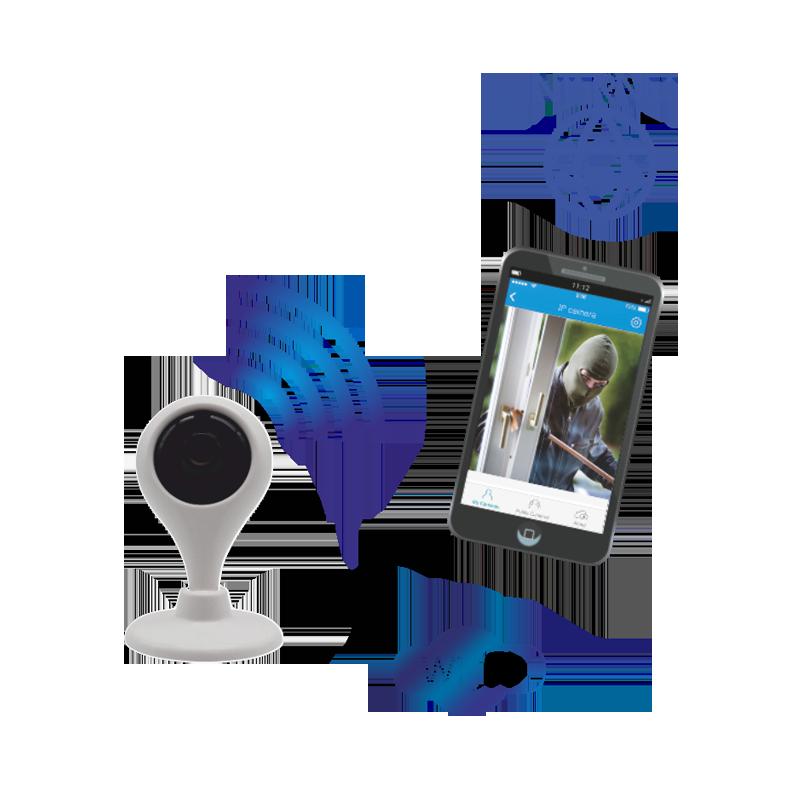 Internal wireless IP camera, mini