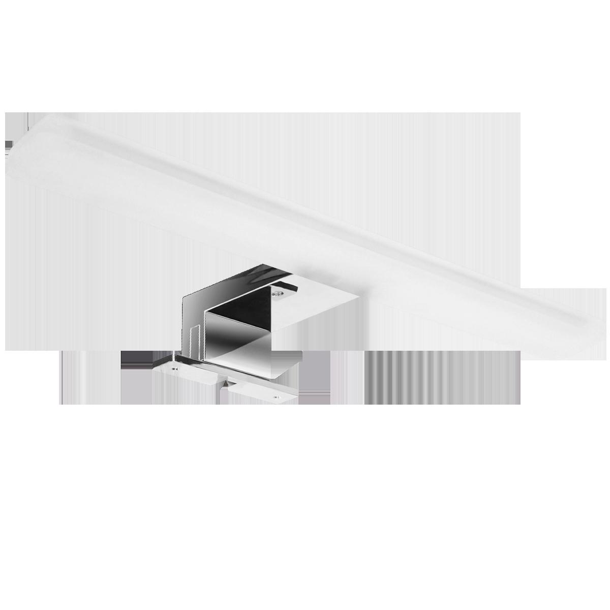 LED-Leuchte ESPELLO mit Ausleger über Spiegel, 6W, 4000K