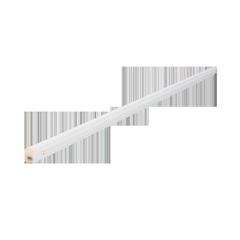 NOTUS LED 14W, oprawa liniowa podszafkowa, 1260lm, 4000K, wtyk 2-pinowy, układ przelotowych złącz, wyłącznik ON/OFF